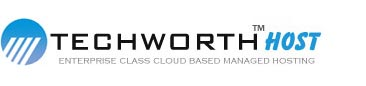 TechworthHost.com | Premier Cloud Hosting Services Logo